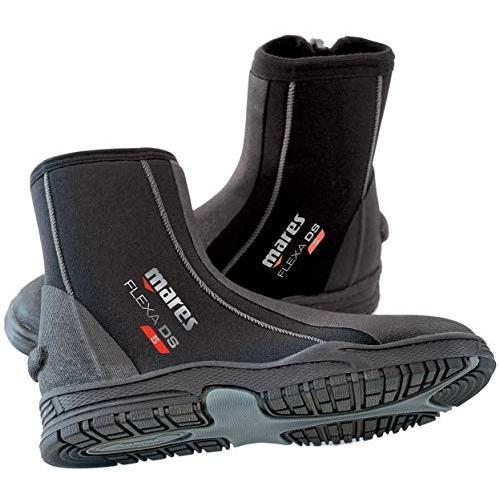 『1年保証』 Mares Dive Boot FLEXA DS 5mm - 8 並行輸入品, 住用村 44794e42
