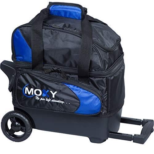 【内祝い】 Moxy Moxy Duckpin Deluxe Roller Roller Bowling Bowling Bag- Royal/Black 並行輸入品, ブラボープラザ:da71c693 --- airmodconsu.dominiotemporario.com