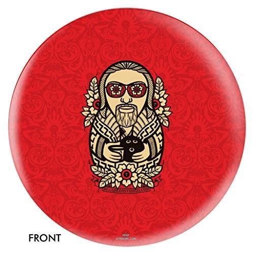 日本未入荷 Bowlerstore Products The Big Lebowski- The Dude Bowling Ball 16lbs 並行輸入品, 崎戸町 cee33beb