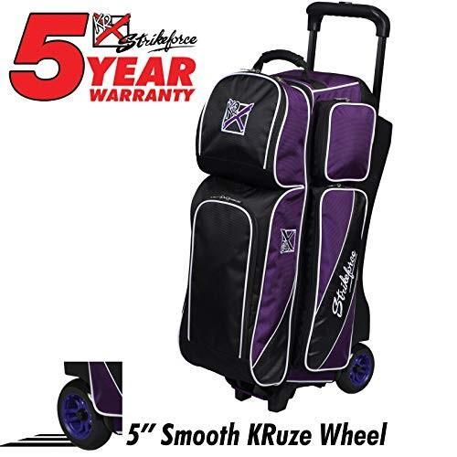 【海外限定】 KR Strikeforce Strikeforce Fast Triple Roller Roller Purple/Black KR 並行輸入品, ライダーズプラザアクト:61b79d1f --- airmodconsu.dominiotemporario.com