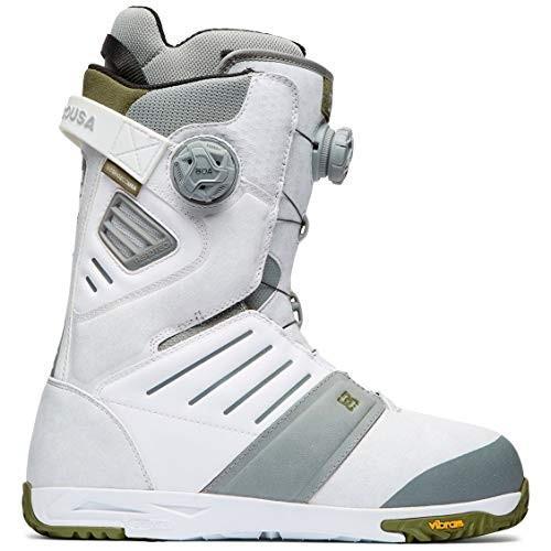 【数量限定】 DC Judge Dual BOA Snowboard Boots White 8 並行輸入品, ジャワスポーツ 2db0edce