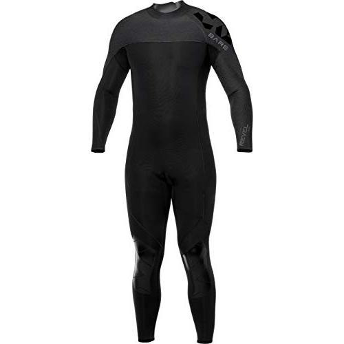 新着 Bare Mens 3/2mm Revel Full Suit (Large) 並行輸入品, ゴルフレオ c36f3e9d