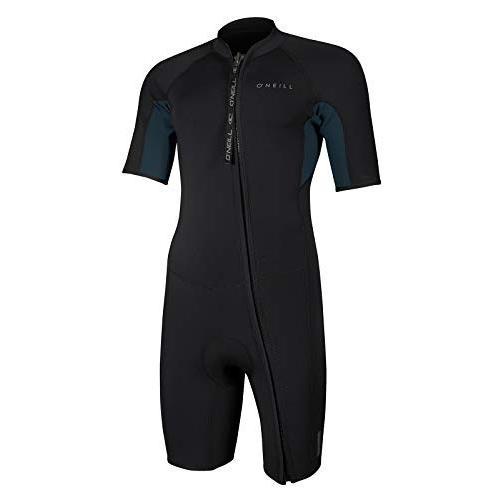 代引き人気 O'NEILL Zip Reactor-2 (5064IS) Men's Front Zip Spring 5XL Short Black Black/Slate/Slate (5064IS) 並行輸入品, 超激安:22e53408 --- airmodconsu.dominiotemporario.com