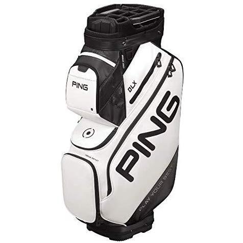 【高い素材】 PING DLX PING DLX Cart Bag Bag 2019 (White)【並行輸入品】, 木製ウッドブラインドのオルサン:c976d38d --- airmodconsu.dominiotemporario.com
