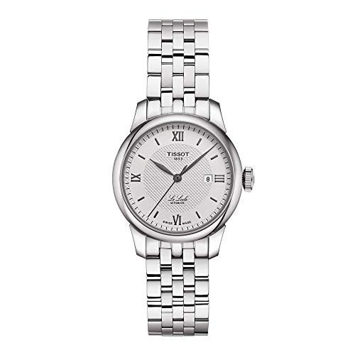 当季大流行 ティソ Tissot Le Locle Automatic Silver Dial Ladies Watch T006.207.11.038.00 並行輸入品, ZERO LIMIT 884cb536