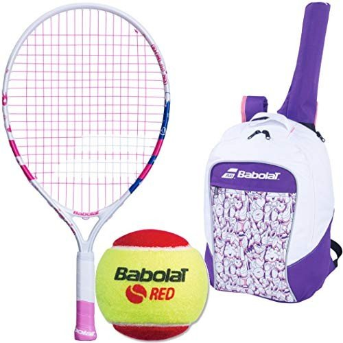 代引き手数料無料 Babolat Tennis B'Fly Girl's Girl's 23
