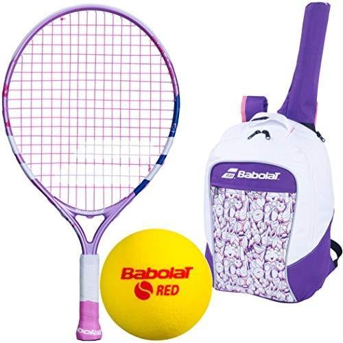 いいスタイル Babolat Tennis B'Fly Girl's 並行 19