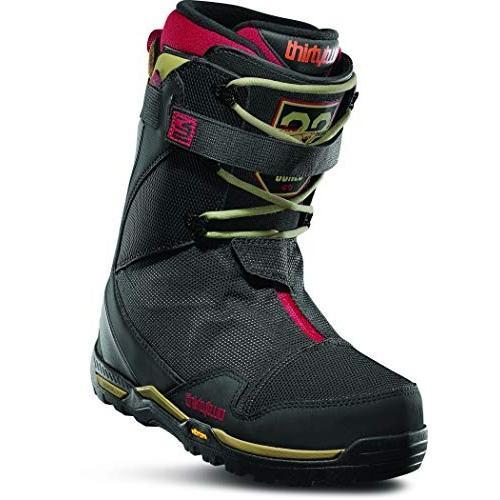 激安商品 thirtytwo 12) TM-2 XLT Snowboard Boot Boot (Jones (Black (Jones/Tan/Red), 12) 並行輸入品, 家具のファンタス:f5d58658 --- airmodconsu.dominiotemporario.com