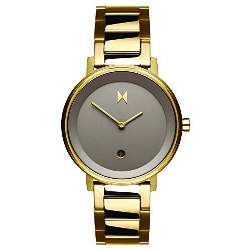 最大の割引 MVMT Signature II Watches | 34MM Women's Analog Watch | Champagne Gold 並行輸入品, ムームーアロハレンタル宅配店 f7630a7a