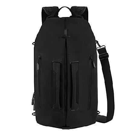 国内発送 Ascentials Ascentials Pro Men Fury laptop Carry on Backpack and Duffle for Men/ Women with laptop sleeve【並行輸入品】, ミツトミスポーツ:ab8cdf61 --- fresh-beauty.com.au