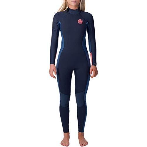 【超歓迎された】 Rip Curl Women's Dawn Patrol 3/2 Back Zip Fullsuit Wetsuit 並行輸入品, ヌイヌイショップ 858e2c25