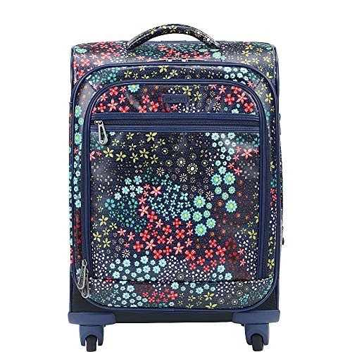 新品入荷 Sakroots Sak Roots Carry On Suitcase Navy Floral Spirit One Size【並行輸入品】, ハーレーカスタマージャパン e576cfbf