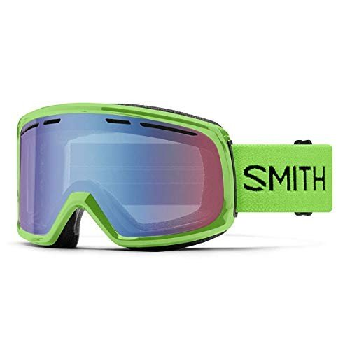 【最安値挑戦!】 Smith Optics Range Adult Snowmobile Goggles - Flash/Blue Sensor Mirror/One Size【並行輸入品】, アグリランド eb73e0c4
