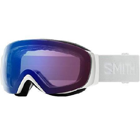 【返品送料無料】 Smith Optics I/O Mag S Adult S Snowmobile Adult Goggles White - White Vapor/Chromapop Photochromic Rose Flash/One Size【並行輸入品】, STARROW ONLINE STORE:f3b2e11b --- airmodconsu.dominiotemporario.com