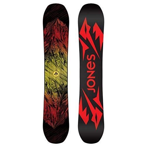 【売り切り御免!】 Jones Snowboards Mountain Mountain Twin Snowboard One Color, 157cm Snowboard【並行輸入品 Jones】, 美深町:4f1b17c9 --- airmodconsu.dominiotemporario.com