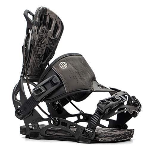 【NEW限定品】 Flow (Large NX2-GT Hybrid Snowboard Bindings Mens Charcoal Bindings (Large (8-11.5)) Snowboard【並行輸入品】, 大館市:14314d3d --- airmodconsu.dominiotemporario.com