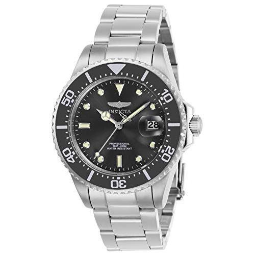 愛用 インビクタ Invicta Pro Women's Pro Diver Quartz Watch (Model: with 並行輸入品 Stainless Steel Strap, Silver, 18 (Model: 28730) 並行輸入品, 大畠町:5c7d5380 --- airmodconsu.dominiotemporario.com