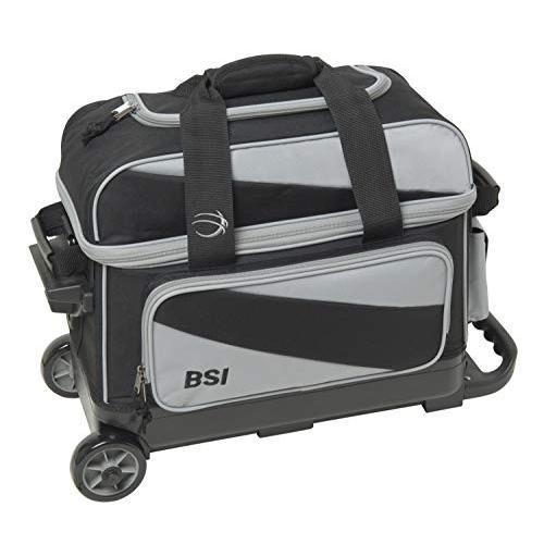 【福袋セール】 BSI Double Roller Bag BSI Bowling Bag 並行輸入品, JISSO MART:55cfc7fb --- airmodconsu.dominiotemporario.com