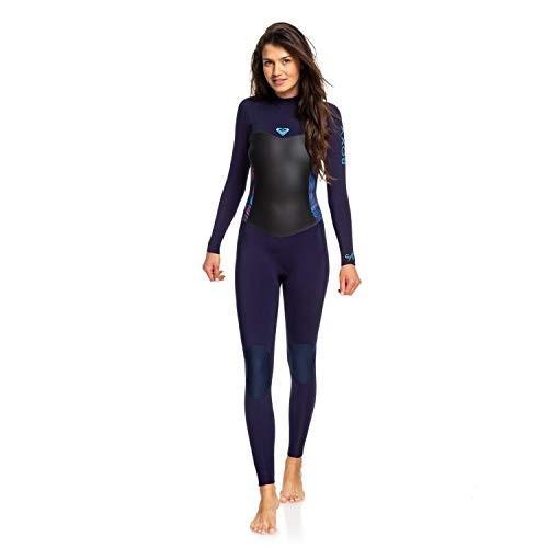 格安即決 Roxy Womens 3/2Mm Syncro - Back Zip Wetsuit - Women - 8 - Blue Blue Ribbon/Coral Flame 8 並行輸入品, フタツイマチ 97ac9cf6