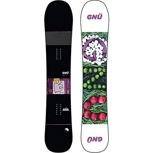 祝開店!大放出セール開催中 Gnu Mullair Snowboard Mens Sz 159cm【並行輸入品】, モンヴェール農山 9602f81f