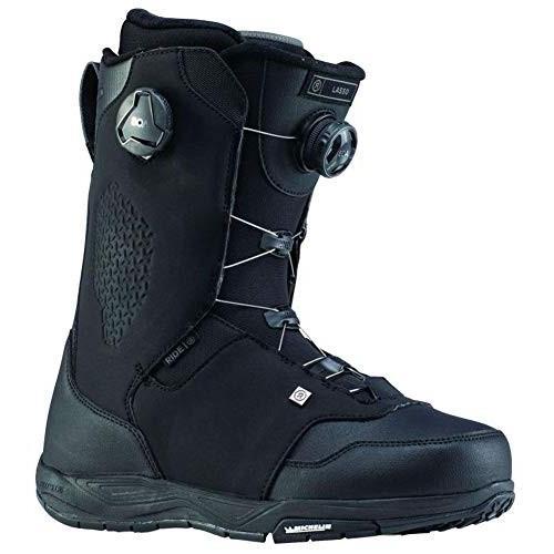 2019人気No.1の Ride Lasso Mens Snowboard Boots - 2020 (Black, 14) 並行輸入品, AQROS ダイビング&スノーケリング 7c3e11bc
