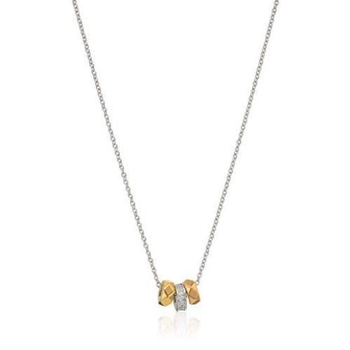 【年間ランキング6年連続受賞】 Fossil Fossil Women's Vintage Facets Sterling Silver Necklace, Silver Silver Silver Tone【並行輸入品】, MODEL(インテリア雑貨):007d0f0d --- airmodconsu.dominiotemporario.com