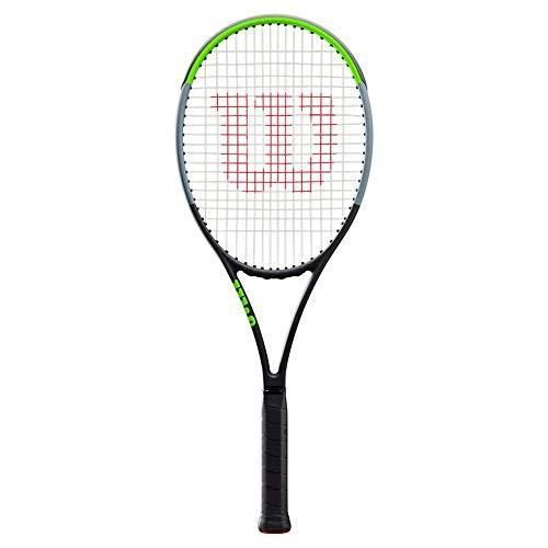 【コンビニ受取対応商品】 Wilson Blade v7 98 16x19 Tennis Racquet (4 1/4