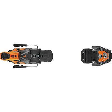 いいスタイル Atomic Warden Ski Warden MNC Atomic 13 Ski Binding Black/Orange, 130mm 並行輸入品, アルア:a273e397 --- airmodconsu.dominiotemporario.com