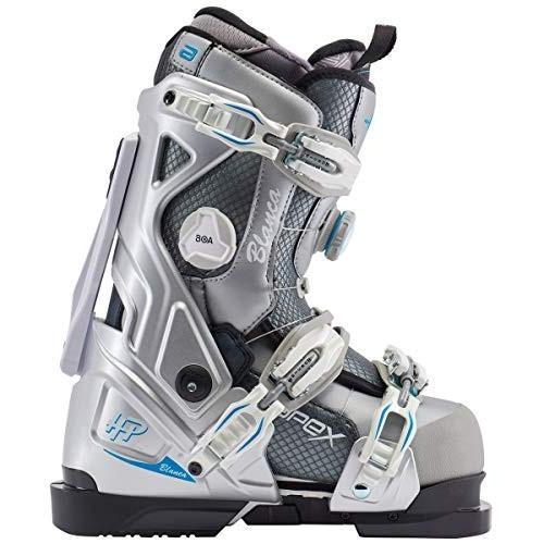 【国内正規総代理店アイテム】 Apex Apex Ski Boots Blanca Size All 26) Mountain Ski Boots (Women's Size 26) Walkable Ski Boot System with Open-Chassis Frame for Intermediate/Advanced Skiers 並, ミーナ:a5be0ec2 --- airmodconsu.dominiotemporario.com