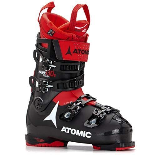 高級素材使用ブランド Atomic HAWX S Magna 130 S Ski Atomic Boot - Men's 130 Black/Red, 25.5 並行輸入品, リプレ カギとドア廻り金物専門店:a66e9e03 --- airmodconsu.dominiotemporario.com