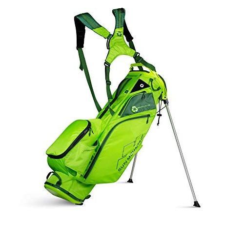 【最安値】 Sun Mountain 2020 Ecolite Rush-Green-Green Stand Bag【並行輸入品】, KULALASHOP 7eb6fb93