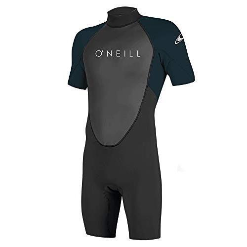 バーゲンで O'NEILL Men's Reactor-2 2MM Back Zip S/S Spring Wetsuit 並行輸入品, フラダンスインナー mymyshop f09dde1c