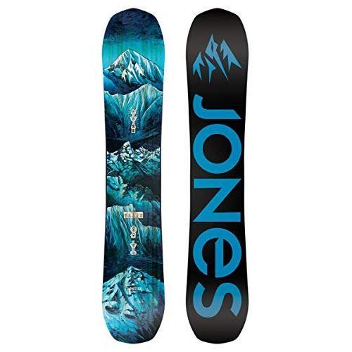 【ついに再販開始!】 Jones Snowboards Snowboards Frontier Snowboard Jones One Snowboard Color, 162cm【並行輸入品】, Fel i c e  f i o r i M:675b18c5 --- airmodconsu.dominiotemporario.com