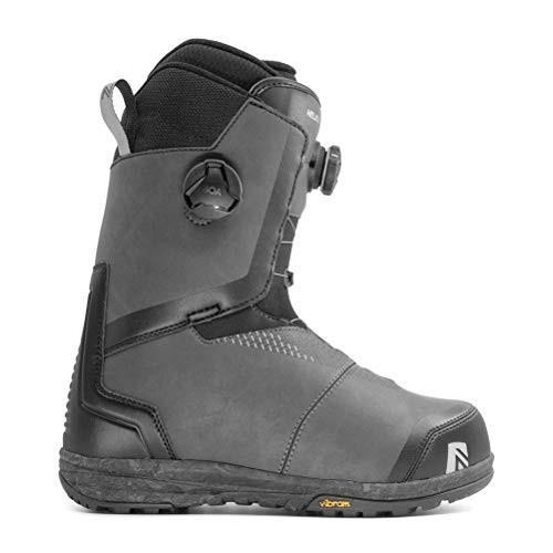 最新人気 Nidecker Helios Boa Focus Snowboard Boot - Men's Slate, 9.0 並行輸入品, hocola(ホコラ) インテリア雑貨 191cb56e