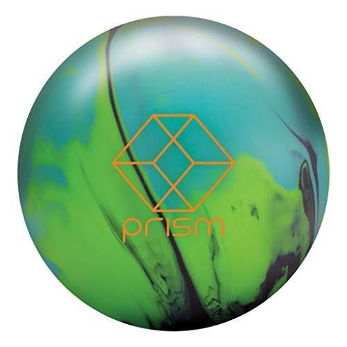 【開店記念セール!】 Brunswick Prism Solid Grn/Aqua/Blk 16lb 並行輸入品, ブルーピーター 527679ae