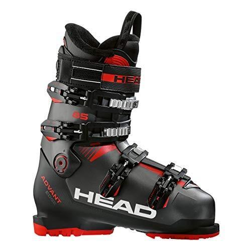 【楽天カード分割】 Head Unisex Advant Edge 85 Allride Ski Boots, Anthracite/Black-Red, 270 並行輸入品, 弥生町 3d2469a2