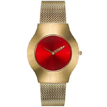 【楽ギフ_のし宛書】 STORM New ION MESH Gold RED Watch 並行輸入品, 酵素飲料(エンザイム)の専門店 dca648d0