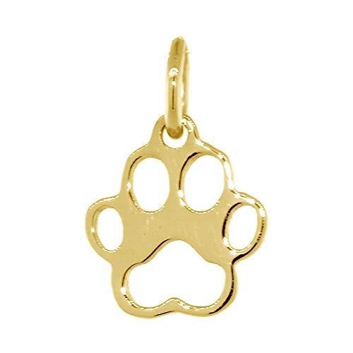 【未使用品】 8mm Open Dog Paw Charm Open in in Charm 18k Yellow Gold【並行輸入品】, 蟹のマルキタ北村水産 「北海道」:53d7ccb6 --- airmodconsu.dominiotemporario.com