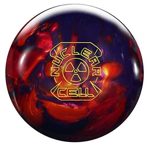 品質のいい Roto Grip Nuclear Cell Bowling Ball - Purple Haze/Burnt Orange/Red Hot 13lbs 並行輸入品, C-スタイル 4496596c