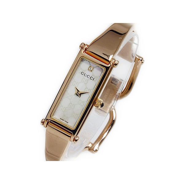 お買い得モデル グッチ GUCCI 1500 クォーツ レディース 腕時計 YA015560 ホワイトシェル x ピンクゴールド, ポリ袋ゴミ袋製造直販ポリストア eb4f5440