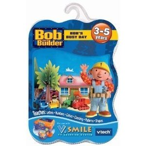 VTech - V.Smile Smartridge Bob the Builder おもちゃ