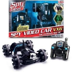 Spy Gear - Spy Video Car VX6 おもちゃ