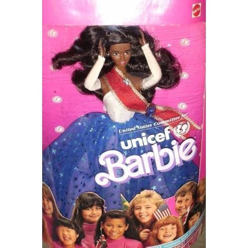 Unicef Barbie African American