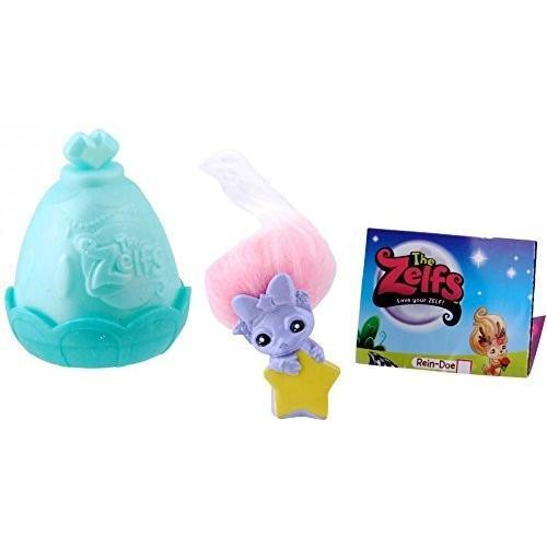 The Zelfs Lil Series 6 Lil' Zelfs ~ CRYSTAL POD ~ ONE (1) BLIND Lil Zelfs Series 6 CRYSTAL POD