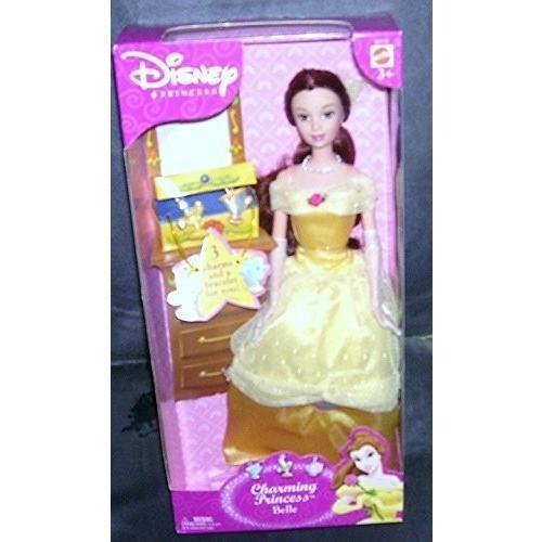 Disney Princess CHARMING PRINCESS BELLE Doll Set