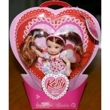 2007 LUV BUZZ - KELLY Doll - MIRANDA Valentine - Little Sister of BARBIE