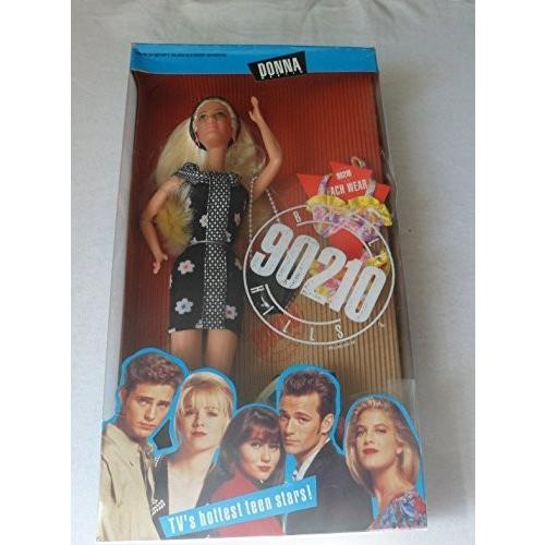 Barbie Beverly Hills 90210 DONNA MARTIN Doll - Tori Spelling (1991)