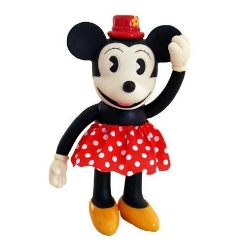 Schylling Minnie Posable Vinyl Doll