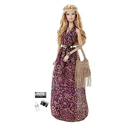 Barbie The Look: Boho Doll