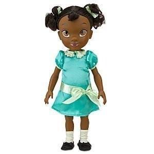 Disney Toddler Tiana Doll -- 16''